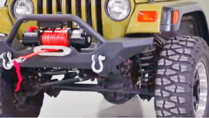 Do I need a winch for my jeep | everything you should know about winching