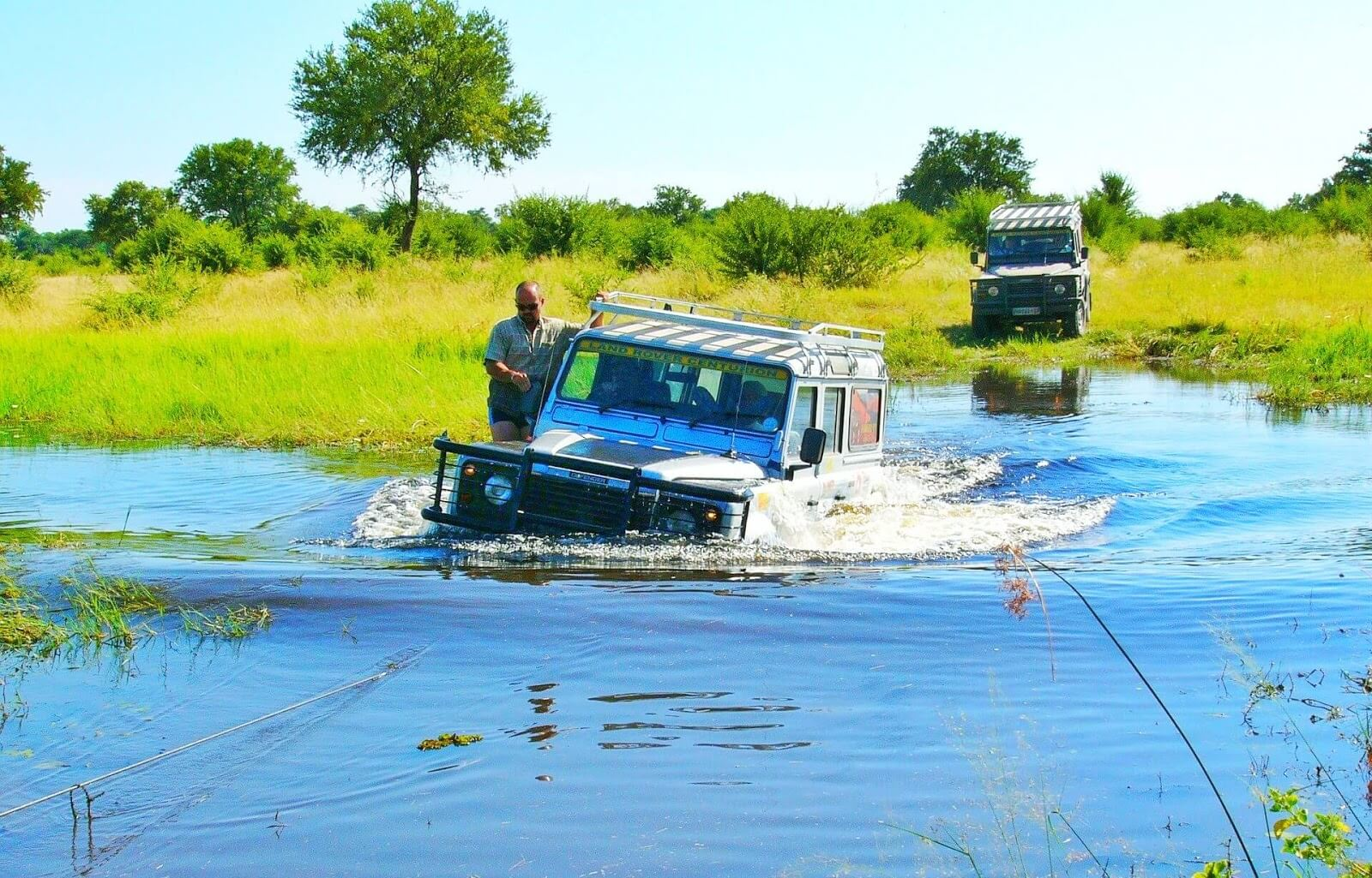 How to avoid hydrolocking off-roading jeep? | Everything about hydrolocking
