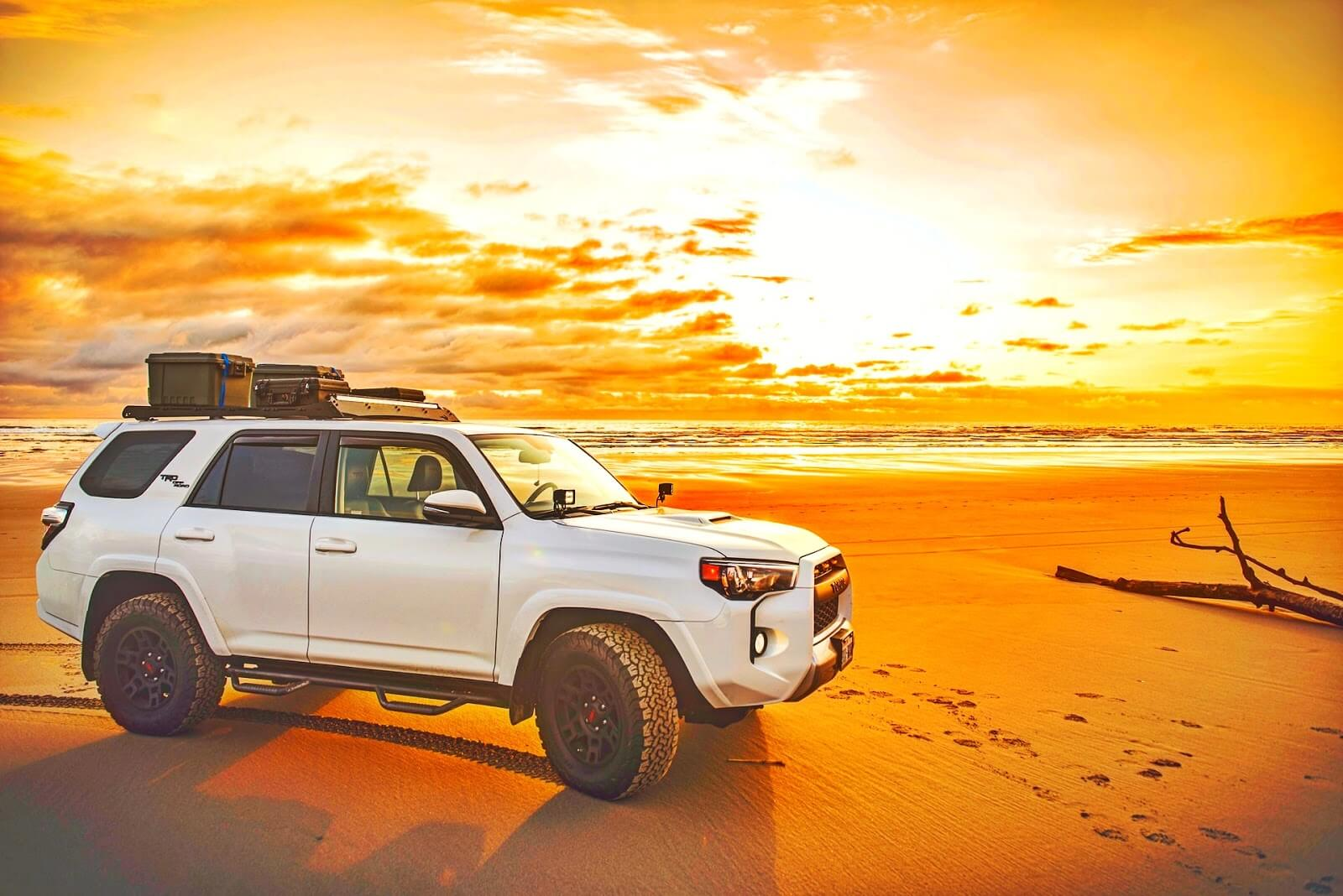 Can you drive 2WD vehicle in sand? | 2WD sand off-roading guide