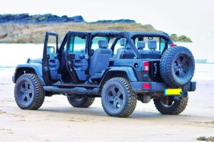 Can you use a Jeep soft top in the winter?