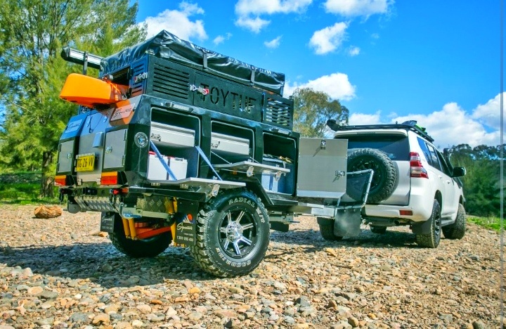 The 5 Best Off-Road Camper Trailers Under $15 000