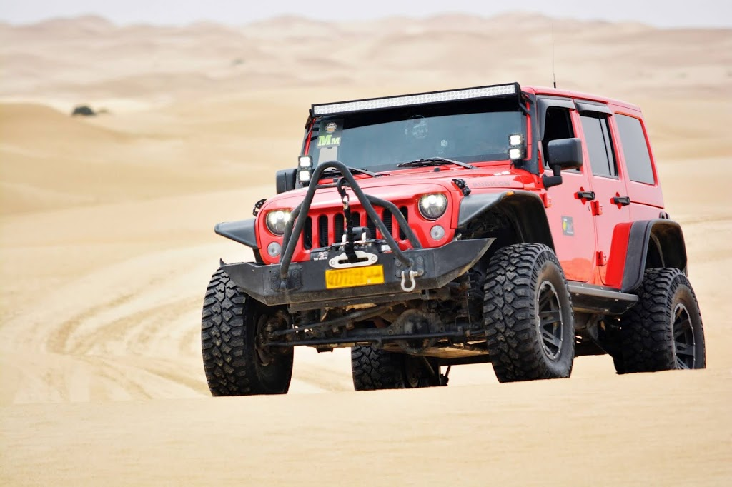 Read more about the article Why is Jeep Wrangler Gas Mileage so Bad?