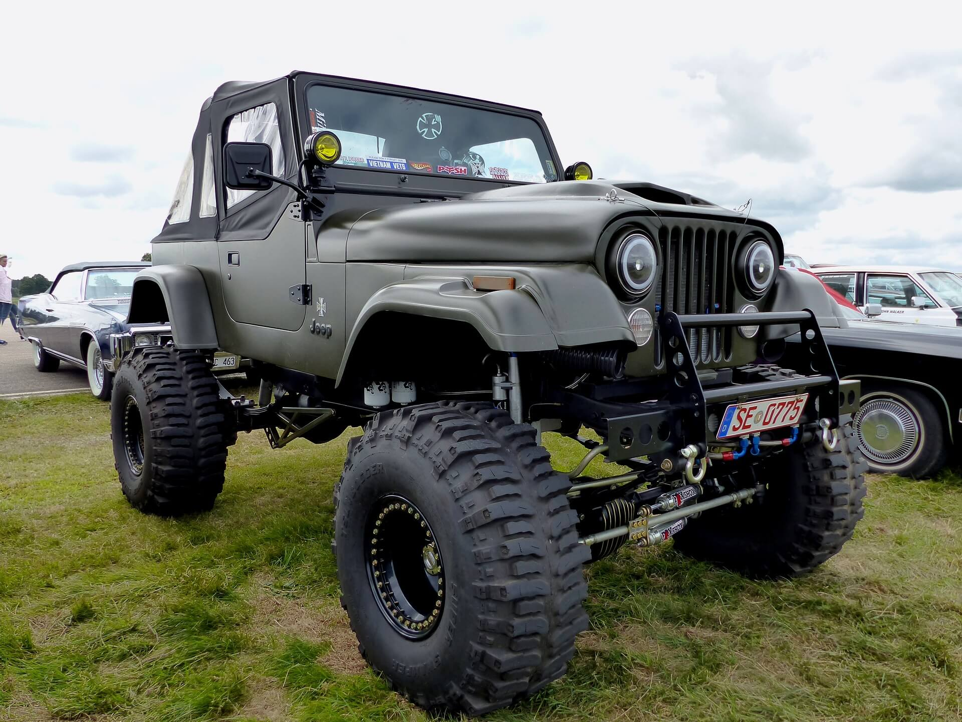 Read more about the article How to Fix the Engine Ticking Problem in Jeeps